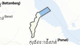 Карта / Ou Ta Paong