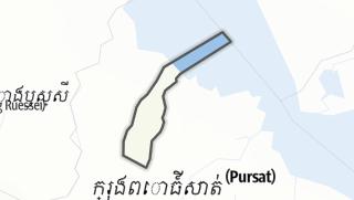 Карта / Boeng Bat Kandaol