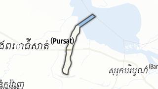 Mapa / Ou Sandan