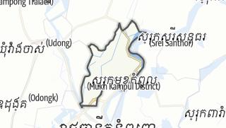 Карта / Mukh Kampul