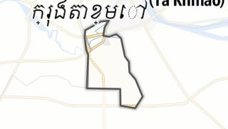 Térkép / Prek Ho