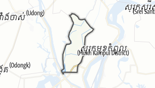 Mapa / Sambuor Meas