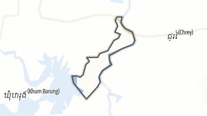 Térkép / Kampong Chamlang