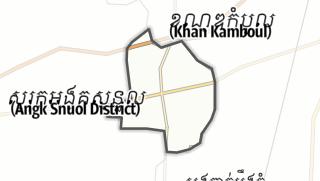 Mapa / Baek Chan