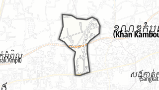 Mapa / Chhak Chheu Neang