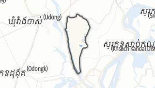Mapa / Kampong Ous