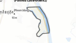 Mapa / Ponhea Lueu