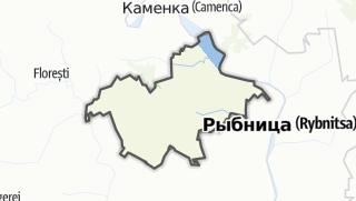 Kartta / Raionul Șoldănești