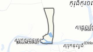 Mapa / Russey Keo
