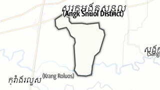 Mapa / Prey Puoch