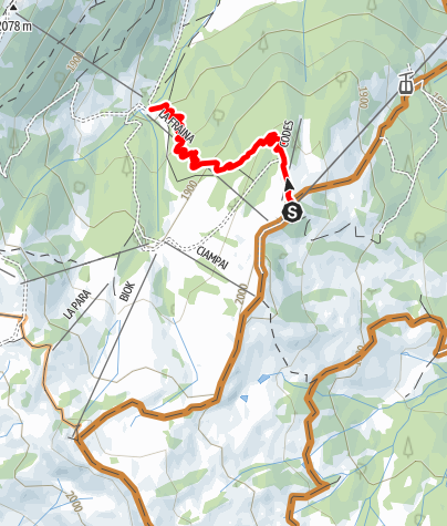 Mappa / Bike Beats - Mans trail