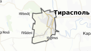 Kartta / Sovetul orășenesc Bender