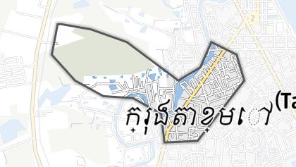 Mapa / Prek Ruessey