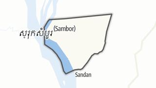 Térkép / Sambour