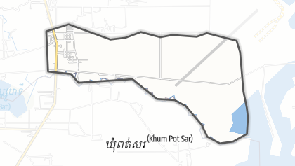 Mapa / Boeng Khyang