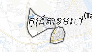 Térkép / Ta Kdol