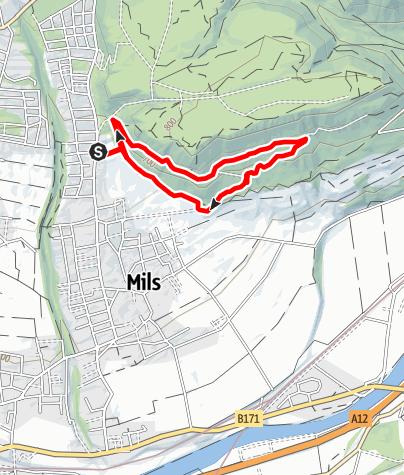 Karte / Haslachrunde