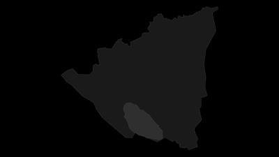 Carte / Lake Nicaragua