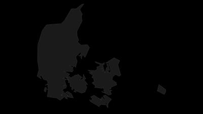מפה / Hostrup Sø