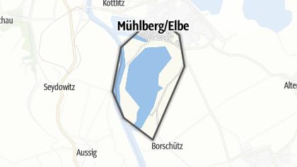 Carte / Borschützer See