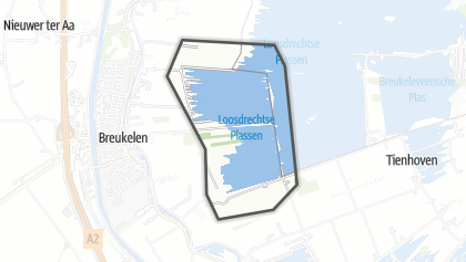 Carte / Loosdrechtse Plassen