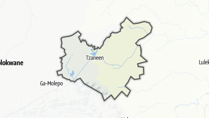 Map / Greater Tzaneen