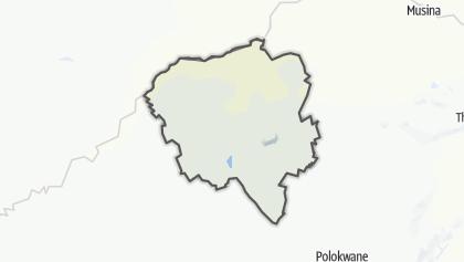 Map / Blouberg