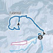Karte / Fadental - Schnittlermoos