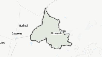 Map / Thabazimbi