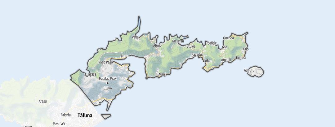 Mappa / Eastern District