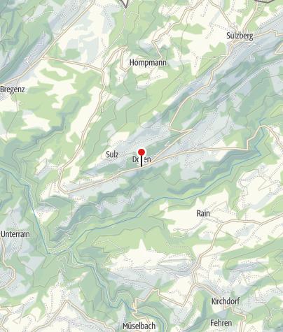 Karte / Doren, Katholische Pfarrkirche Heiliger Johannes Nepomuk