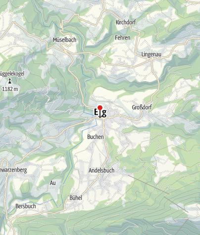 Karte / Egg, Katholische Pfarrkirche Heiliger Nikolaus