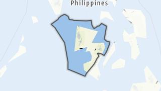 Hartă / Western Visayas