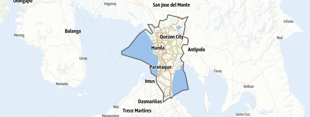 Map / National Capital Reg