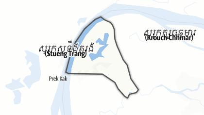 Карта / Trea
