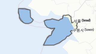 Hartă / 인천광역시