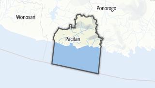 Kartta / Pacitan