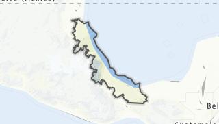 Kartta / Veracruz de Ignacio de la Llave