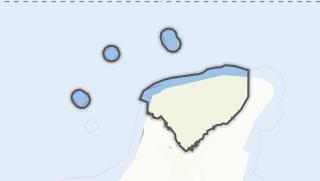 Hartă / Yucatán