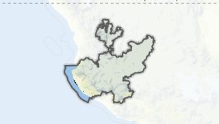Hartă / Jalisco