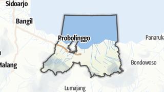 Kartta / Probolinggo
