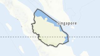 Hartă / Riau