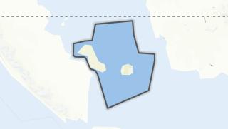 Hartă / Kepulauan Bangka Belitung