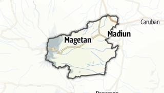 Kartta / Magetan