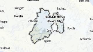 Hartă / México