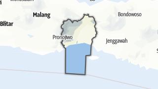 Kartta / Lumajang