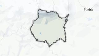 Hartă / Morelos