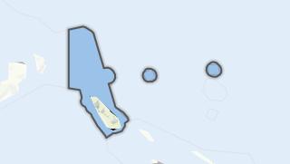 Hartă / Autonomous Region of Bougainville