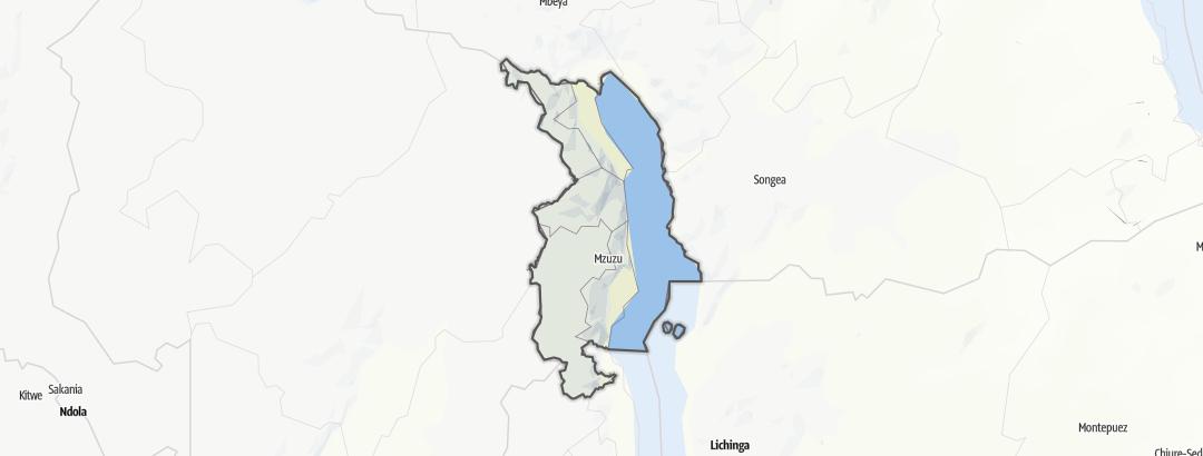 Mapa / Chakumpoto