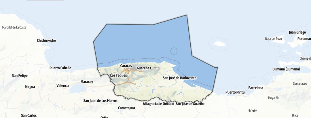 Mapa / Capital